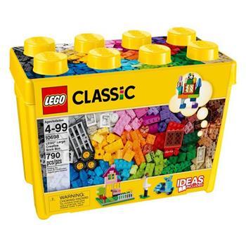 樂高積木LEGO《 LT10698 》2015 年Classic 經典基本顆粒系列 - 大型創意拼砌