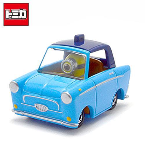 TOMICA 騎乘系列 R03 史都華 露西特務機關車 小小兵 STUART 玩具車 多美小汽車