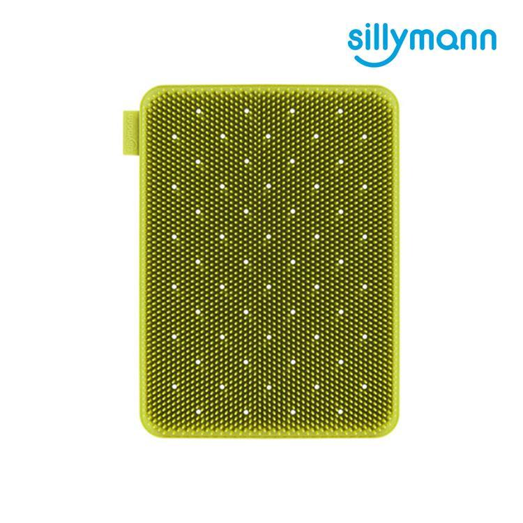 【韓國sillymann】 100%鉑金矽膠蔬果水(奶)瓶餐具洗碗刷