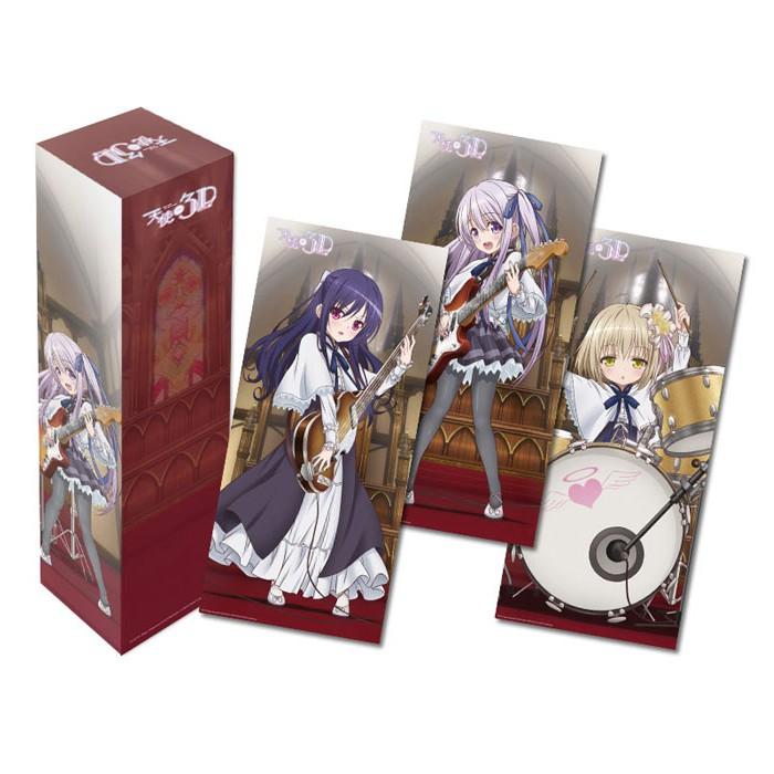 《天使的3P》3入直式海報組(含紙盒)