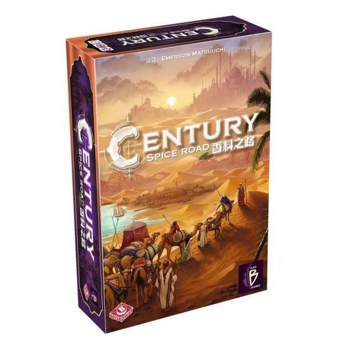 Century: Spice Road 香料之路 (繁體中文版)