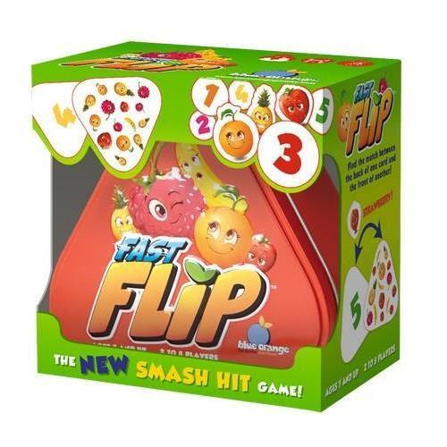 Fast Flip 水果擒拿手 (繁體中文版)