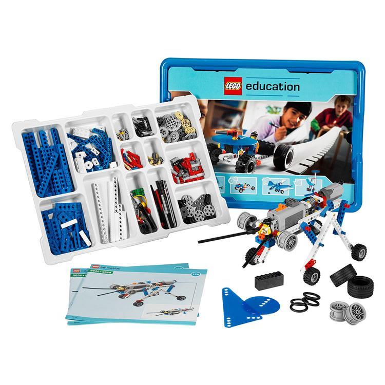 樂高積木 LEGO《 LT9686 》Education教育系列 - 動力機械組