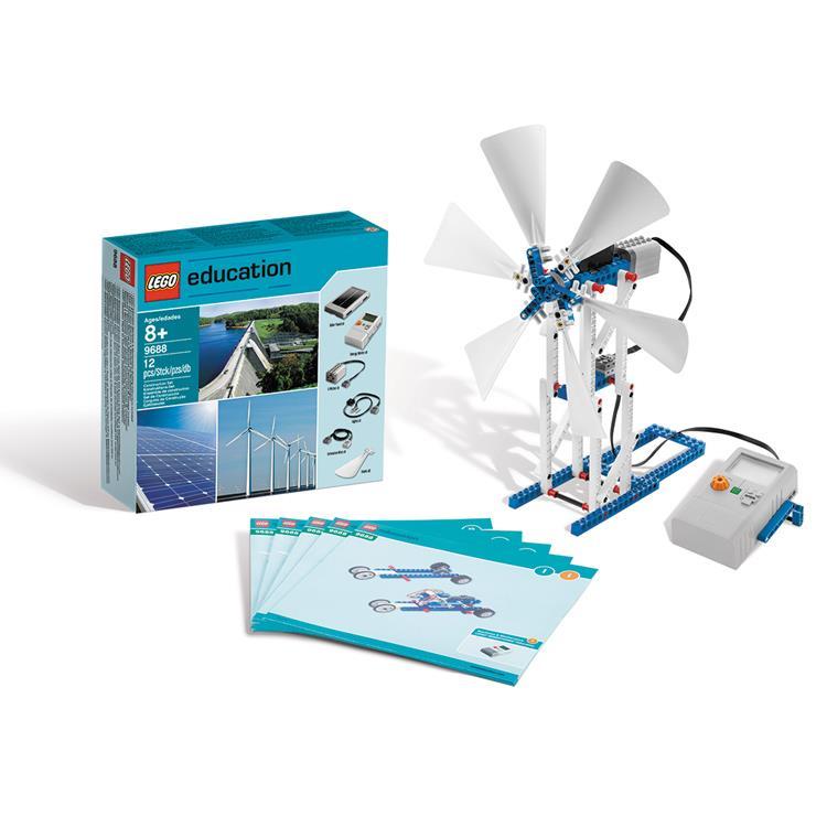 樂高積木 LEGO《 LT9688 》Education教育系列 - 動力機械組太陽能套件