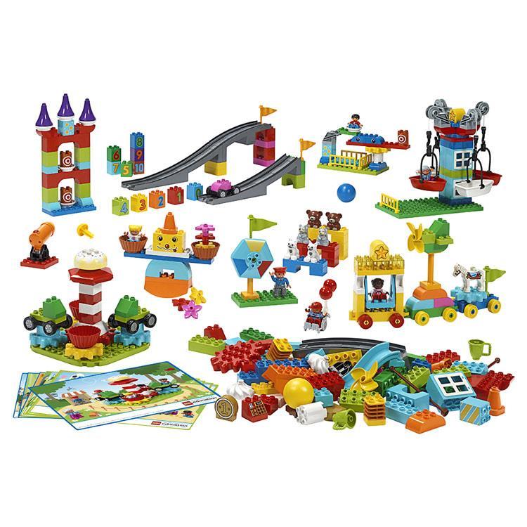 樂高積木 LEGO《 LT 45024 》Duplo Education 得寶幼兒系列 - 探索樂園
