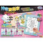 日本PINOCCHIO 神奇漫畫家-夢幻時尚組 _ AG31276 原廠公司貨