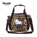 凱蒂貓 x MANUFATTO 兩用 斜背包 側背包 手提袋 Hello Kitty 三麗鷗