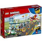 樂高積木 LEGO《 LT10764 》Juniors初學級系列 - 城市中心機場