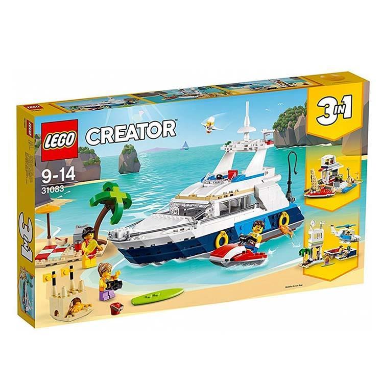樂高積木 LEGO《 LT 31083  》創意大師 Creator 系列 - 巡航探險