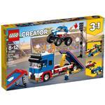 樂高積木 LEGO《 LT31085 》創意大師 Creator 系列 - 飛車特技秀