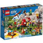 樂高積木 LEGO《 LT60202 》City 城市系列 - 戶外探險人偶組
