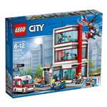 樂高積木 LEGO《 LT60204 》City 城市系列 - 城市醫院