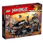 樂高積木 LEGO《 LT70654 》NINJAGO 旋風忍者系列 - 獵龍戰車