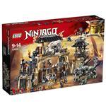 樂高積木 LEGO《 LT70655 》NINJAGO 旋風忍者系列 - 暗黑獵龍寨
