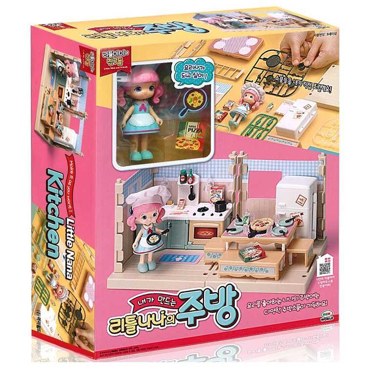 《 MIMI World 》夢想小屋系列 - NANA的美味廚房
