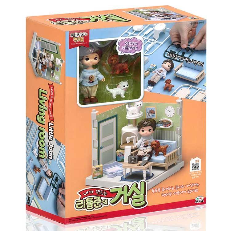 《 MIMI World 》夢想小屋系列 - JOON的溫馨寵物房