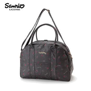 凱蒂貓 兩用 行李袋 旅行袋 肩背袋 超大容量 防潑水 Hello Kitty 三麗鷗 Sanrio