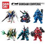 全套6款 機動戰士 鋼彈 #11 第11彈 盒玩 模型 FW GUNDAM CONVERGE