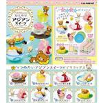 盒裝8款 拉拉熊 亞洲甜點篇 盒玩 擺飾 懶懶熊 Rilakkuma Re-ment