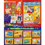 盒裝8款 祭典廟會節日篇 盒玩 擺飾 夏日廟會 日本節慶 Re-ment