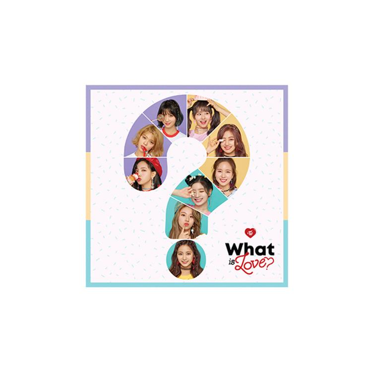 [TWICELAND ZONE 2 Fantasy Park] What is Love手帕