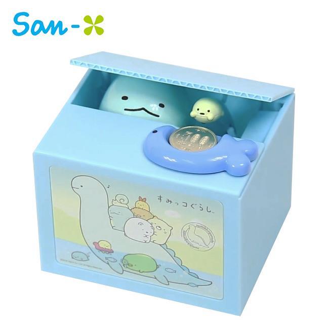 角落生物 偷錢箱 存錢筒 儲金箱 小費箱 角落小夥伴 San-X