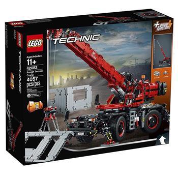 樂高積木 LEGO《 LT42082 》Technic 科技系列 - 曠野地形起重機