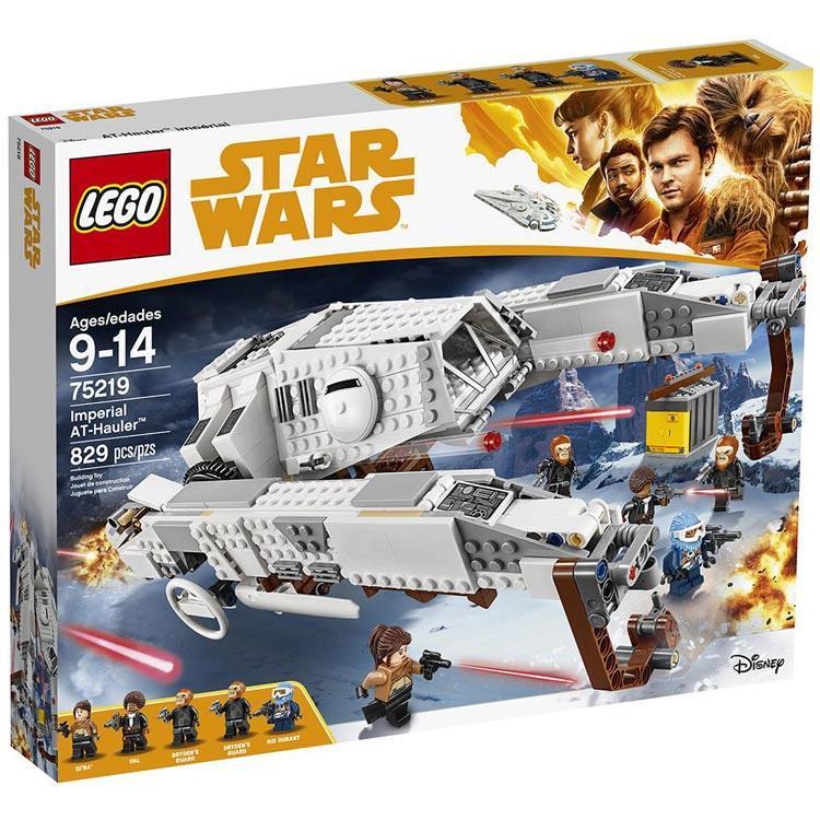 樂高積木 LEGO《 LT 75219  》STAR WARS 星際大戰系列 - Imperial AT