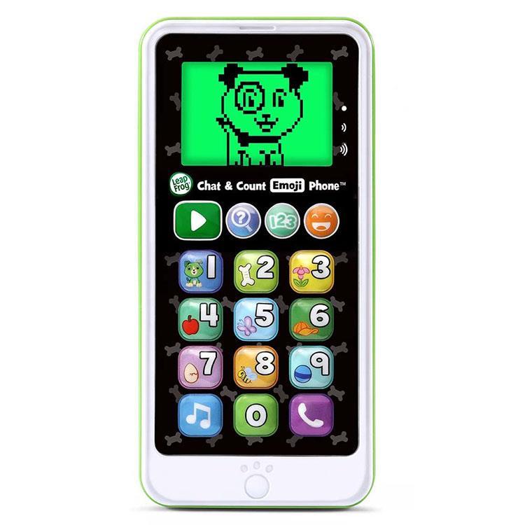 《 LeapFrog跳跳蛙 》炫光智慧小手機 (白)