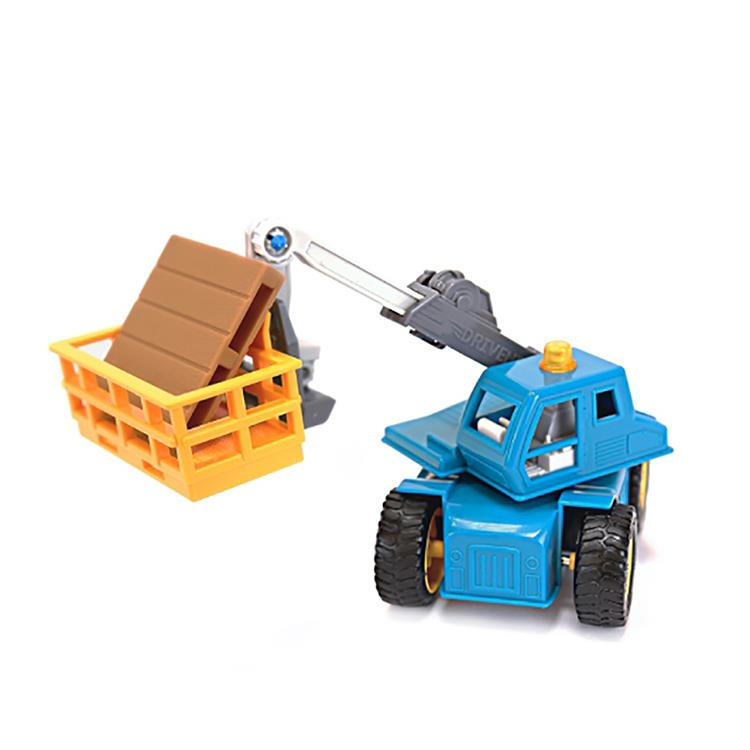 《 美國 B.toys 感統玩具 》迷你堆高機