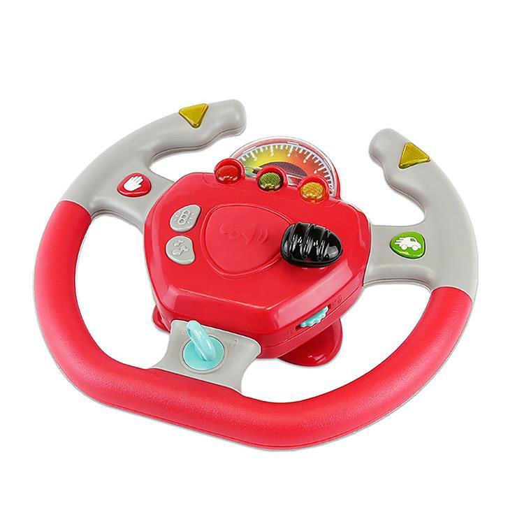 《 美國 B.toys 感統玩具 》遛遛公路方向盤