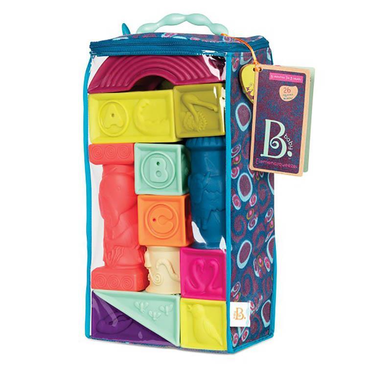 《 美國 B.toys 感統玩具 》羅馬城堡 (芽綠)