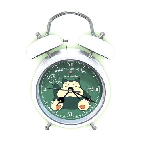 卡比獸 復古 鬧鐘 造型鐘 指針時鐘 寶可夢 神奇寶貝 萬普 BANPRESTO