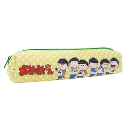阿松 小松先生 長型 防震 筆袋 鉛筆盒 長筆袋