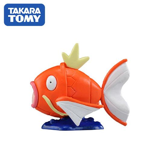 鯉魚王 寶可夢 造型公仔 Magikaro MONCOLLE-EX 神奇寶貝