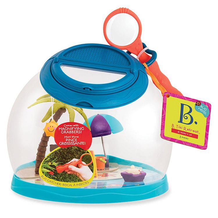 《 美國 B.toys 感統玩具 》邁阿密生態箱