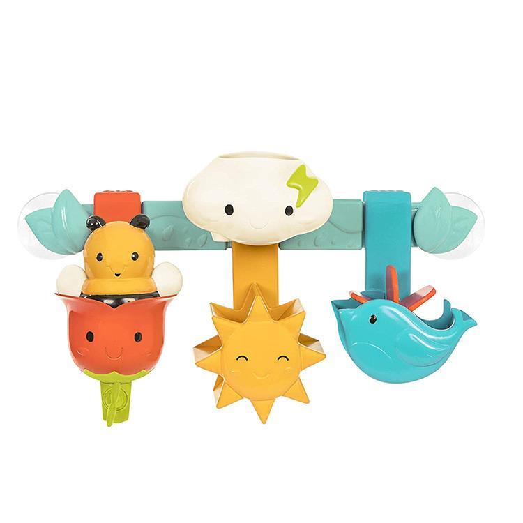 《 美國 B.toys 感統玩具 》派樂地洗澎澎