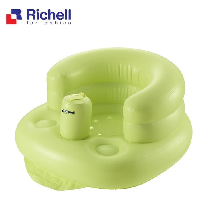【RICHELL利其爾】充氣式多功能椅