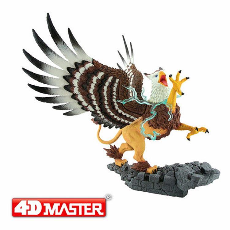 《4D MASTER 》動物模型系列 - 獅鷲神獸