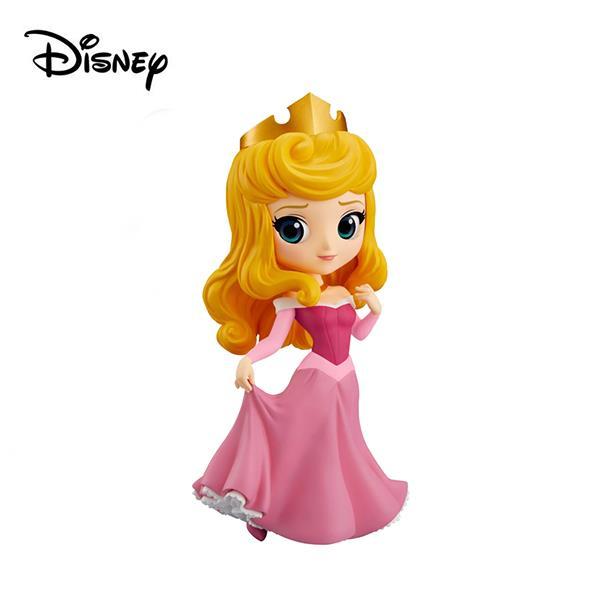 Q posket 睡美人 奧蘿拉 公仔 模型 Aurora 迪士尼 Banpresto 萬普