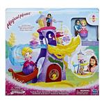 《Disney 迪士尼》迷你公主轉轉樂園 樂佩城堡