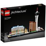樂高積木 LEGO《 LT21047 》ARCHITECTURE 世界建築系列 - 拉斯維加斯