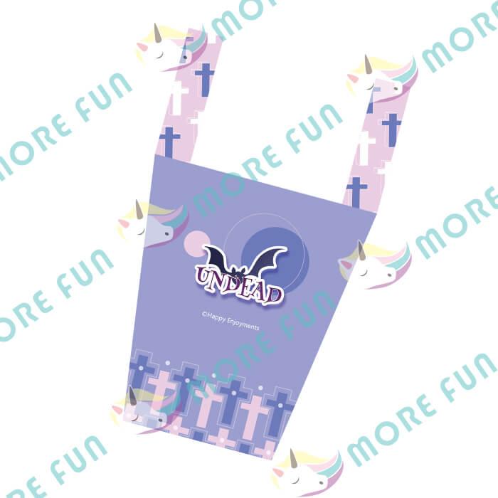 偶像夢幻祭 飲料杯袋-UNDEAD