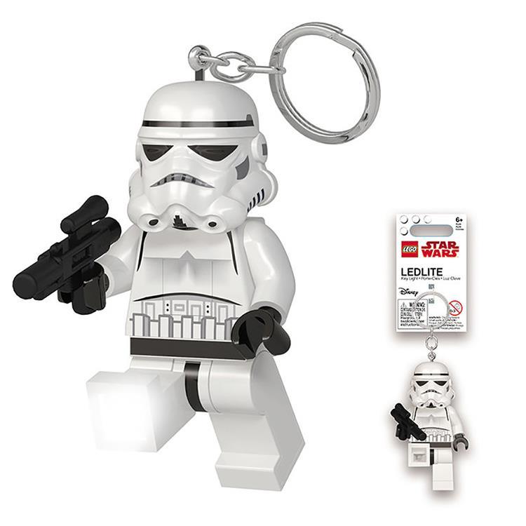 【 樂高積木 LEGO 】星際大戰 - 白兵鑰匙圈 (新版)