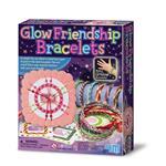 《4M美勞創作》夜光手環編織組 Glow friendship