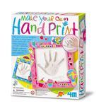 《4M美勞創作》創意手拓 Hand Print Kit