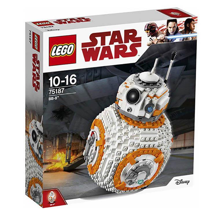 樂高積木 LEGO《 LT75187 》STAR WARS 星際大戰系列 - BB-8