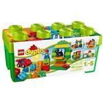 樂高積木 LEGO《 LT10572 》Duplo 幼兒系列 - 多合一樂趣箱