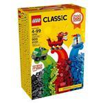樂高積木 LEGO《 LT10704 》Classic 經典基本顆粒系列 - 創意積木箱