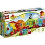 樂高積木 LEGO《 LT10847 》Duplo 得寶幼兒系列 - 數字火車